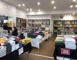 Manchester & Linen Retail and Wholesale Business For Sale in Melbourne