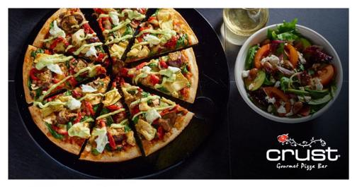 Crust Gourmet Pizza Bar Eastern Suburbs of Melbourne