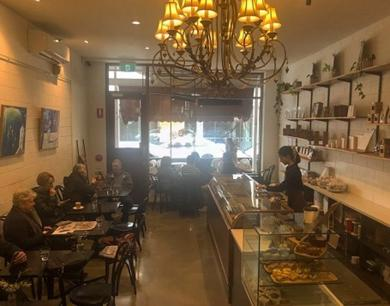 Chocolate Retail and Cafe Opportunity in Canterbury | Easy to Run | No Cooking