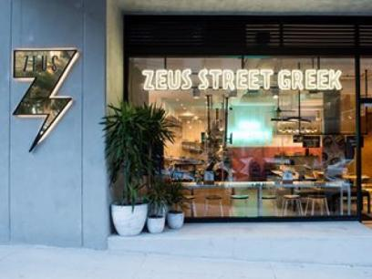 Franchise Opportunity in NSW SydneyZeus Greek Street Food- New Store for sale