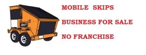 High Profit | Mobile Skips Business | Easy to run | No Franchise
