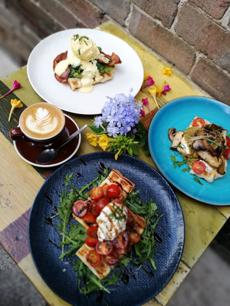 Under Full Management Cafe. Highly Profitable. Low rent. Upcoming Suburb in Sydn