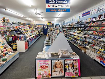Budgewoi Newsagency-Central Coast NSW- Lotto- Lottery- Sports- Toys- Gifts