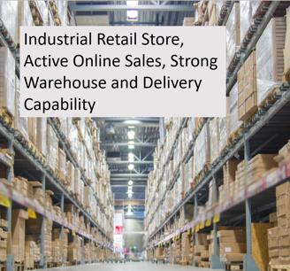 Wholesale- Retail Industrial Consumables & Equipment Supplier- Newcastle
