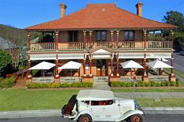 FABULOUS HERITAGE GUEST HOUSE FOR SALE - HUNTER VALLEY