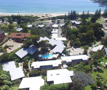 MULTI-AWARD WINNING MANAGEMENT RIGHTS - NSW FAR SOUTH COAST