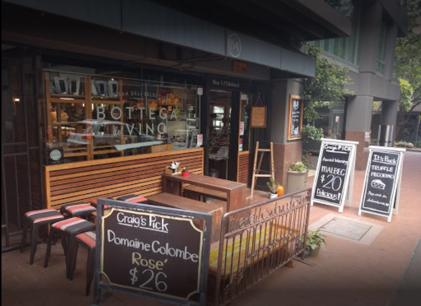 LIQUOR STORE FOR SALE - RARE OPPORTUNITY - BOTTEGA DEL VINO, POTTS POINT