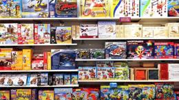 TOY STORE -- PORT MELBOURNE -- #4999294