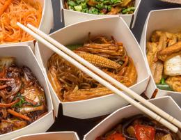 CHINESE TAKEAWAY -- BOX HILL -- #5208166