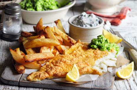 FISH & CHIPS -- LARA-- #4986591