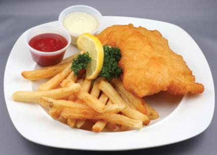 FISH & CHIPS -- BENTLEIGH -- #4590840