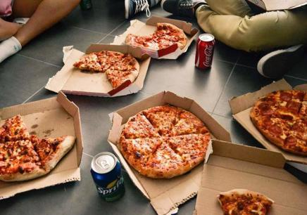 PIZZA TAKEAWAY -- NOBLE PARK -- #4827606