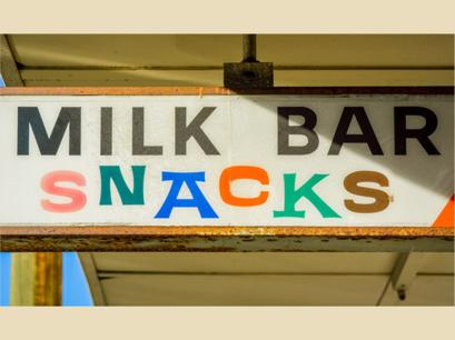 MILK BAR -- CAULFIELD -- #4779733