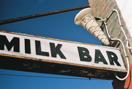 MILK BAR -- BLACKBURN -- #4593565