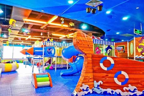 PLAY CENTER -- NORTHERN SUBURB -- #4972826