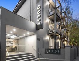 Hotel Franchise Business available, partner with Quest Apartment Hotels.