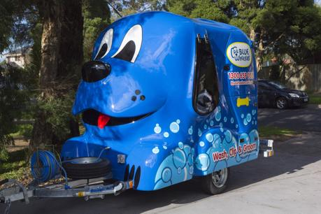 Love dogs?? This mobile dog grooming business in North Lakes is ready to GO!
