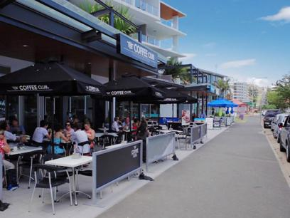 The Coffee Club - On the Esplanade Yeppoon Location Business For Sale #9185