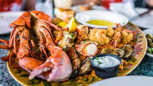 Seafood Restaurant Brisbane Location Business For Sale #9179