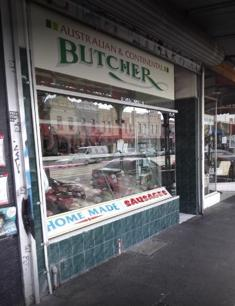 ICONIC BUTCHER SHOP