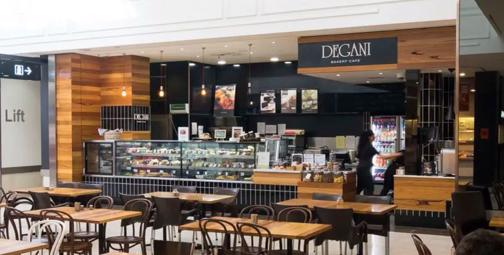 DEGANI FRANCHISE – WESTFIELD FOUNTAIN GATE