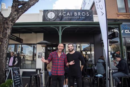 Acai Brothers Franchises Available in the Northern Territory