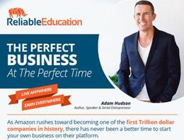 Sell on Amazon from Brisbane! Online Training!