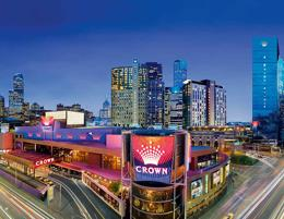 Roll'd Crown Casino VIC