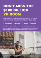 Join the Virtual Reality Boom. Supply Commercial VR Solutions to Businesses