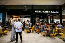Hello Harry The Burger Joint  - Restaurant  Locations AVAILABLE NOW!