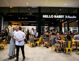 Hello Harry The Burger Joint  - QSR restaurant - Sack The Boss Today!
