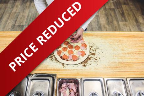 Albury Based Gourmet Pizza Bar | Lucrative opportunity