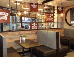 A new Muffin Break bakery café opportunity is now available at Goulburn Square