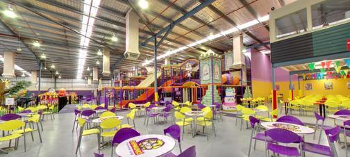 Huge Children's Playcentre Primed for Growth - All Offers Considered
