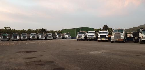 Transport Company for the Central Coast, Hunter & Sydney Regions - FOR SALE