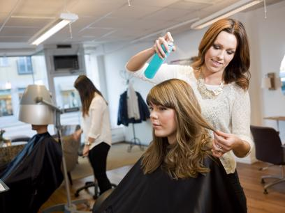 Beautiful hair and beauty salon for sale in Manly!