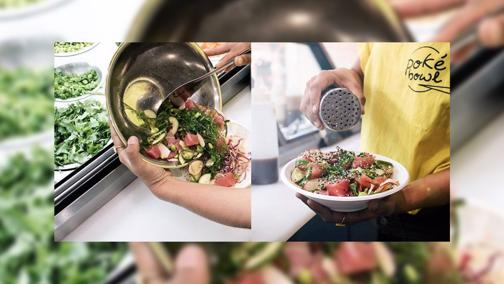 Three trendy Poke Bowl Cafes for Sale Sydney