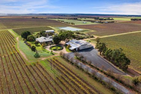 A well established exceptional  winery in SA prominent wine region.