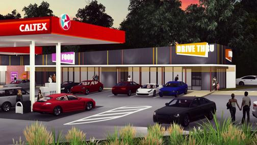 BRAND NEW RETAIL, FOOD & DRIVE-THRU OPPORTUNITY FOR LEASE