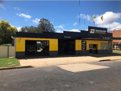 Dunlop Tyre and Battery Retail Business for Sale / Inglewood