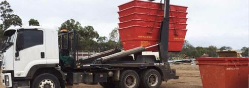 Flourishing Skip Hire Business for Sale in Brisbane