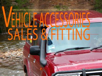 Vehicle Accessories Sales & Fitting