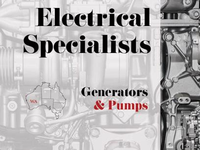 Mechanical & Electrical Specialists