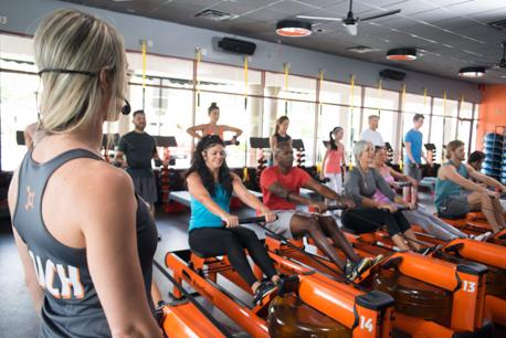 Join one of Australia's fastest growing fitness franchises