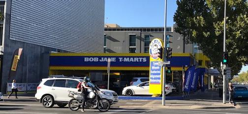Bob Jane T-Marts Adelaide Franchise Opportunity (Tyres, Wheels & Batteries)