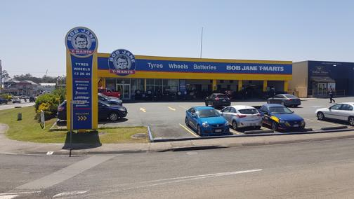 Bob Jane T-Marts Morayfield Franchise Opportunity (Tyres, Wheels & Batteries)