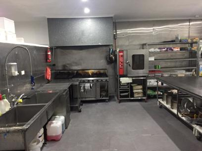 This is a steel -Commercial kitchen & Wholesale Food Manufacturer