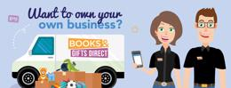 16011 Books and Gifts Direct Retail Franchise Opportunity