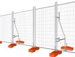 19126 Temporary Fencing Hire Business