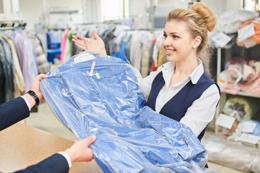 19054 Dry Cleaner and Coin Laundry Business - Well Known and Ideal Central Coast